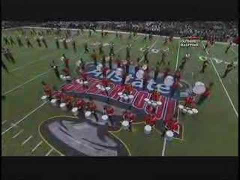 University of Georgia Marching Band - Sugar Bowl 2008