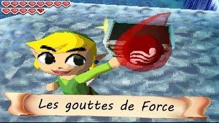 #Zelda Phantom Hourglass : Les Gouttes de Force