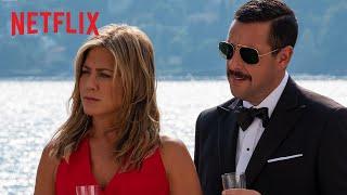 【Netflix映画】『マーダー・ミステリー』予告