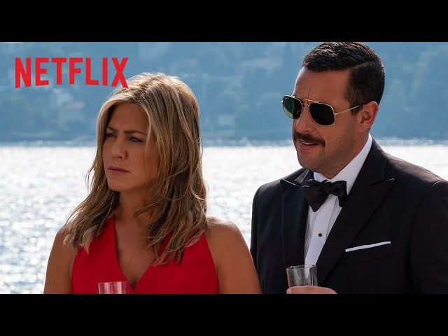 『マーダー・ミステリー』予告編 - Netflix