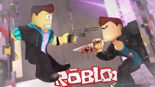 ROBLOX: THE KILLER OF THE BATHROOM (MURDER)