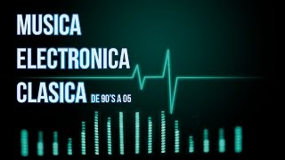 Musica Electronica Clasica [Mix][HQ Audio]