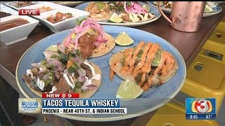 Tacos Tequila Whiskey opens in Arcadia