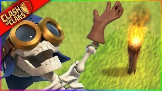RIP DONNIE. ▶️ Clash of Clans ◀️ (HE DIED SO WE COULD LIVE)