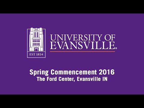 Spring Commencement 2016