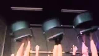 Beyoncé  who run the world... Chair Dance
