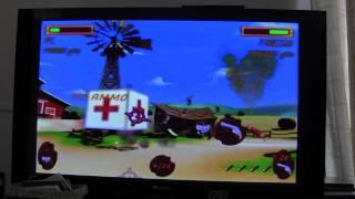 Chicken Blaster Comentary Video-Wii