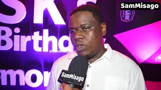 Producer wa Studio ya Rayvanny 'Rash Don' Kwenye Exclusive Interview na SamMisago
