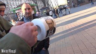 Papier Toaletowy Z Putinem I Inne Atrakcje Kijowa - Czarnobyl Vlog #03