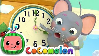 Download Hickory Dickory Dock   CoComelon Nursery Rhymes & Kids Songs
