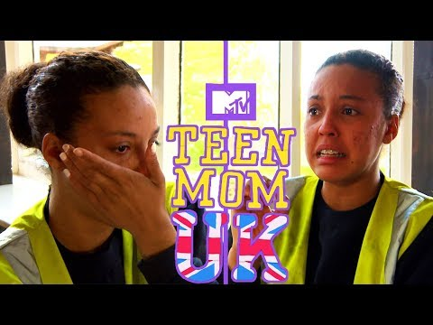 Sassi Doesn't Know How Many More Arguments She Can Take With Darren | Teen Mom UK 5