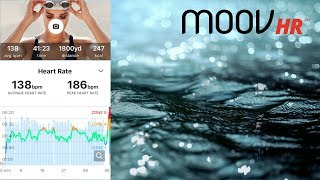 New feature: Moov Swim with heart rate analysis: Mini Introduction 1