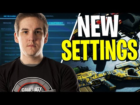 TeePee's NEW Warzone Settings, Keybinds, Sensitivity, Best Loadout and more   Call Of Duty Warzone