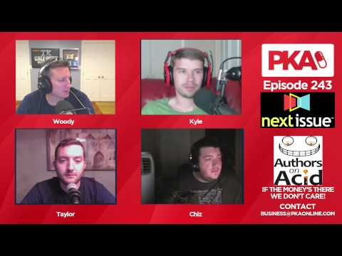 PKA 243 - Prison Girlfriends, Which host is an Asshole, Trump 2016, China Explodes