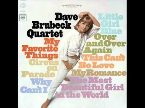Dave Brubeck Quartet - Over and Over Again