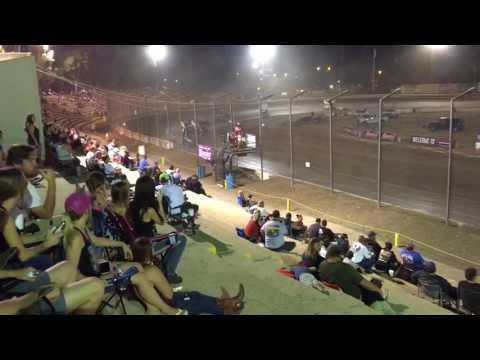 305 Sprint Race Main Event Bakersfield Speedway 8-5-17