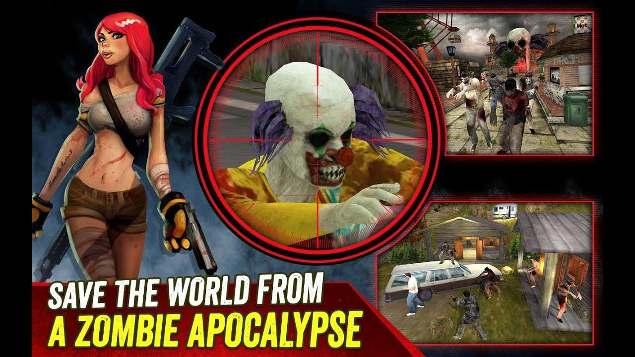 Zombie Hunter: Apocalypse Android Gameplay