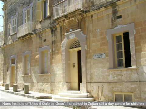 MALTA:  Żejtun - A Heritage Walk