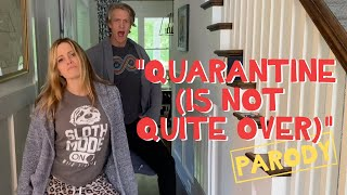 """Quarantine (is Not Quite Over)"" - Billie Jean Parody"