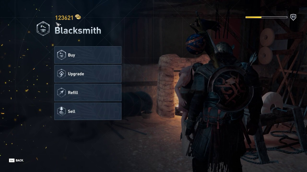 Assassin's Creed Origins Guide: Cheat Codes, Collectibles Locations