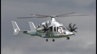 Experimental Eurocopter X3 from Alterbaum Premium Helicopter / Jetpower Bad Neuenahr 2017