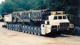 Самые большие грузовики в мире. ТОП 5 самых больших военных тягачей  мира(, 2015-01-11T10:01:02.000Z)