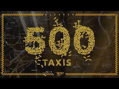 Olexesh - 500 Taxis (prod. von InsaneBeatz) [Official Audio] on YouTube