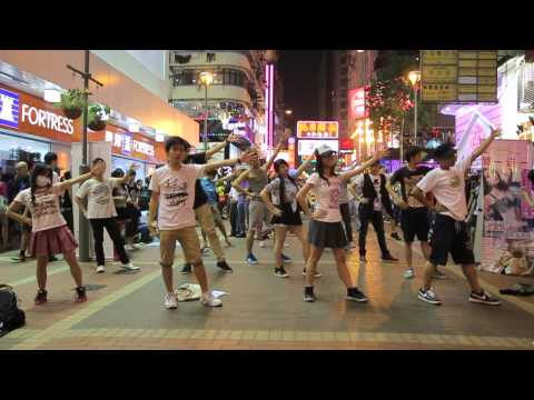 Vocaloid x Dance Evolution Arcade Flash Mob Event