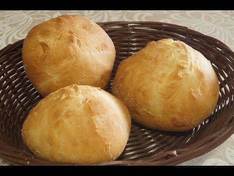 Cómo hacer pan de mantequilla casero o pan de manteca. ¡Súper rico!