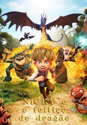 Assistir Nicky e o Feitiço do Dragão