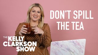 Kelly Clarkson Tries The 'Do Not Laugh Challenge' With TikTok Videos | Digital Exclusive