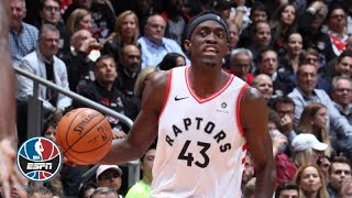 Pascal Siakam 'was fantastic' in Raptors' Game 1 win vs. Warriors - Jalen Rose | NBA Countdown