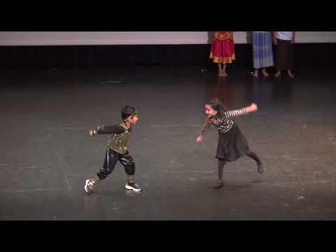 Muthamiz Vizha 2017- Dance