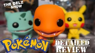 POKEMON CHARMANDER FUNKO POP DETAILED REVIEW UNBOXING #Pokemon #pikachu