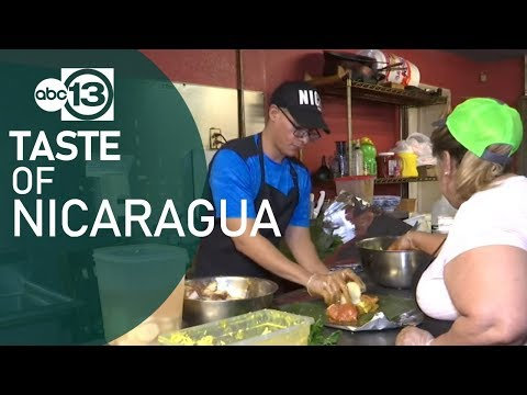 Houston's Only Nicaraguan Restaurant Is Located In South Houston