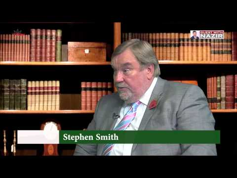 Stephen D Smith MBE -Solicitor