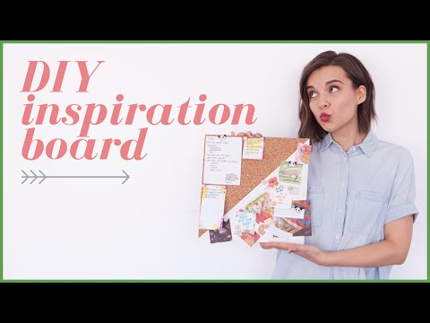 DIY Inspiration Board! ◈ Ingrid Nilsen