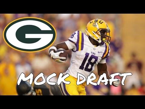 Green Bay Packers 2017 NFL Mock Draft - 7 Round Mock Draft