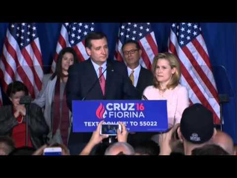 Ted Cruz Suspends Campaign