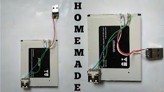? Homemade Powerbank .? Very Easy 100% Working.