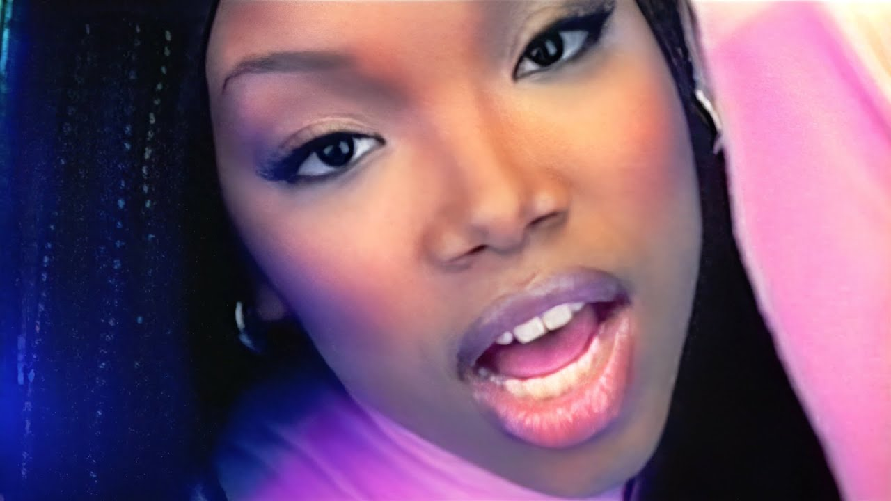 Brandy Sittin Up In My Room Official Video Youtube