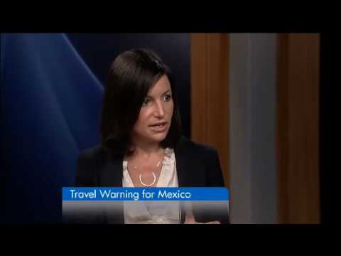 Travel Warning Issued For Visitors To Mexico