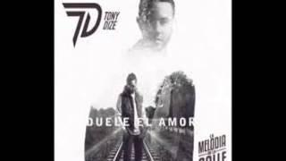 Tony Dize Duele El Amor (Official Audio)