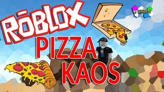 Danish ROBLOX-Pizza CHAOS!