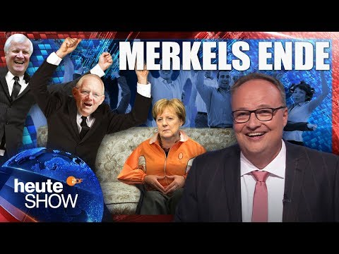 Merkel gibt den CDU-Vorsitz ab – und wann die Kanzlerschaft? | heute-show vom 02.11.2018