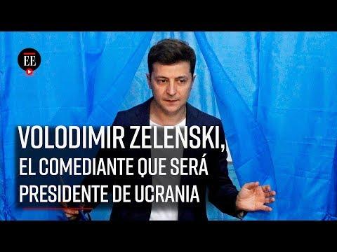 Volodimir Zelenski, el comediante que llegó a la presidencia de Ucrania | Noticias| El Espectador