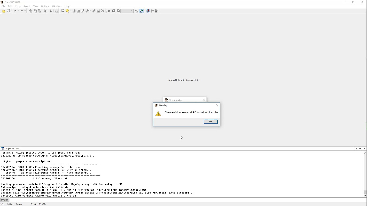 Information] Psuedocode for Autowall & how to find it in IDA