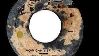 HIGGS & WILSON - How can i be shure (1961 Studio 1)