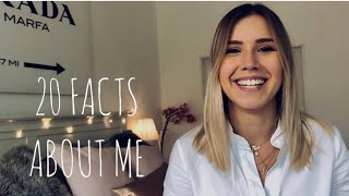 MEIN ERSTES VIDEO | 20 FACTS ABOUT ME | NELEJOHANNA