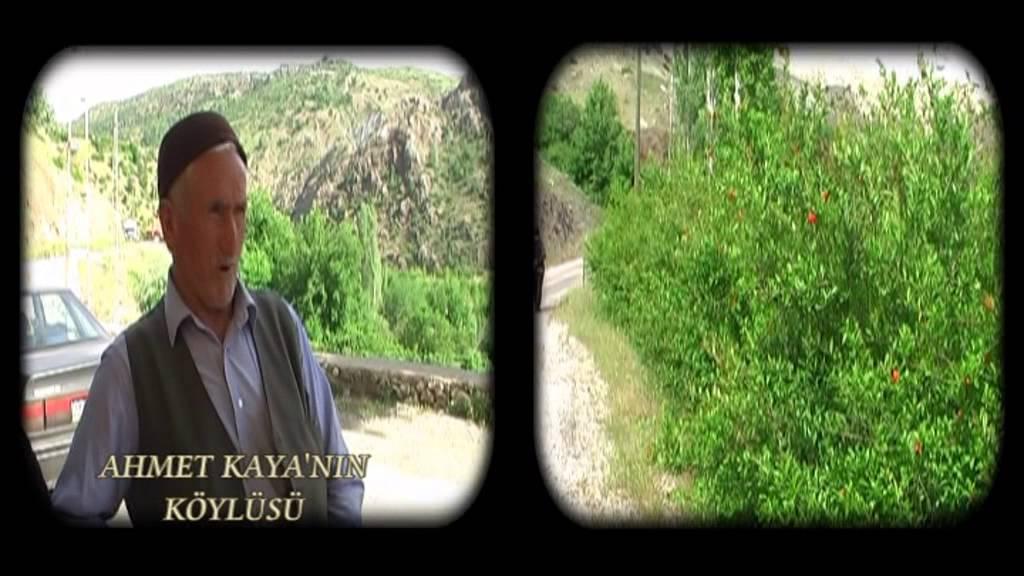 Ahmet KAYA nın Köyü Adıyaman Çelikhan-Yağızatlı köyü